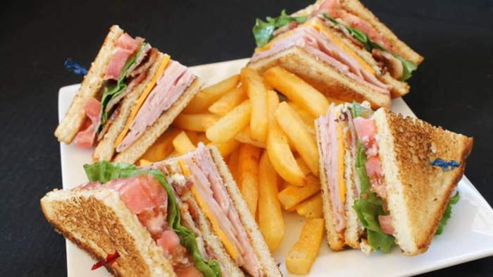 leadership e club sandwich