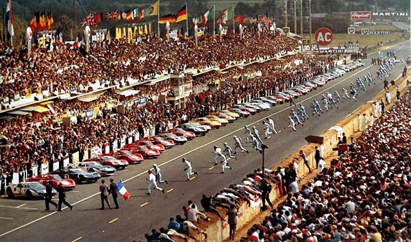 Partenza-24-Ore-di-Le-Mans-1965